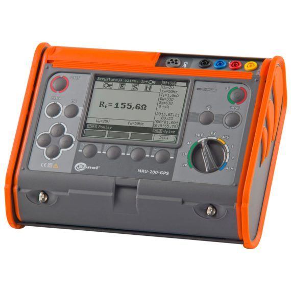 Profile Picture Earth Resistance & Resistivity Meter