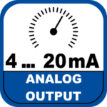 analogue output label