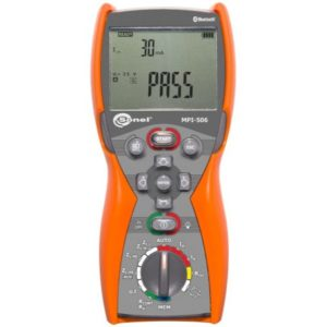 Electrical Installation Meter Sonel MPI-